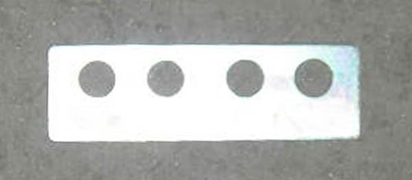 Пластина трения режущего аппарата