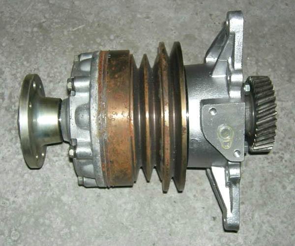 Привод вентилятора гидрофицированный (Acros)