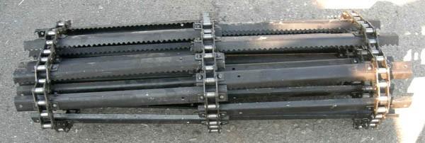 Транспортер наклонной камеры (вектор)