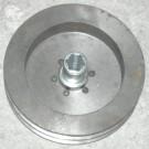Шкив привода насоса нш-32у